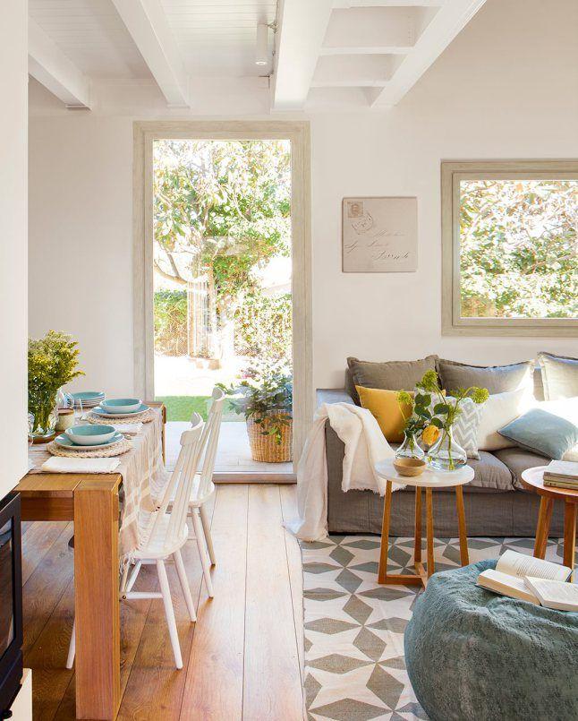 une maison inspir e par un magazine de d coration. Black Bedroom Furniture Sets. Home Design Ideas