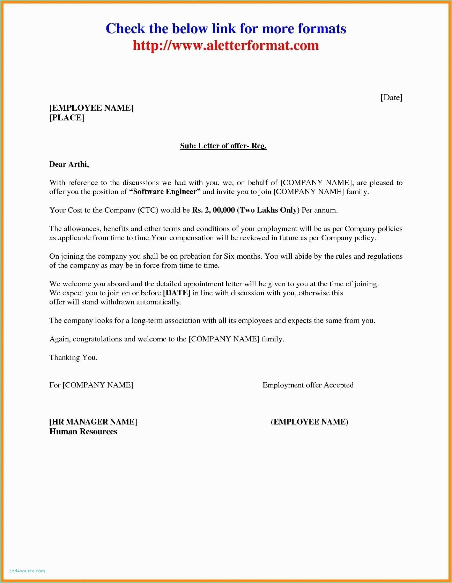 22 Templates For Business Letters Business Letter Template