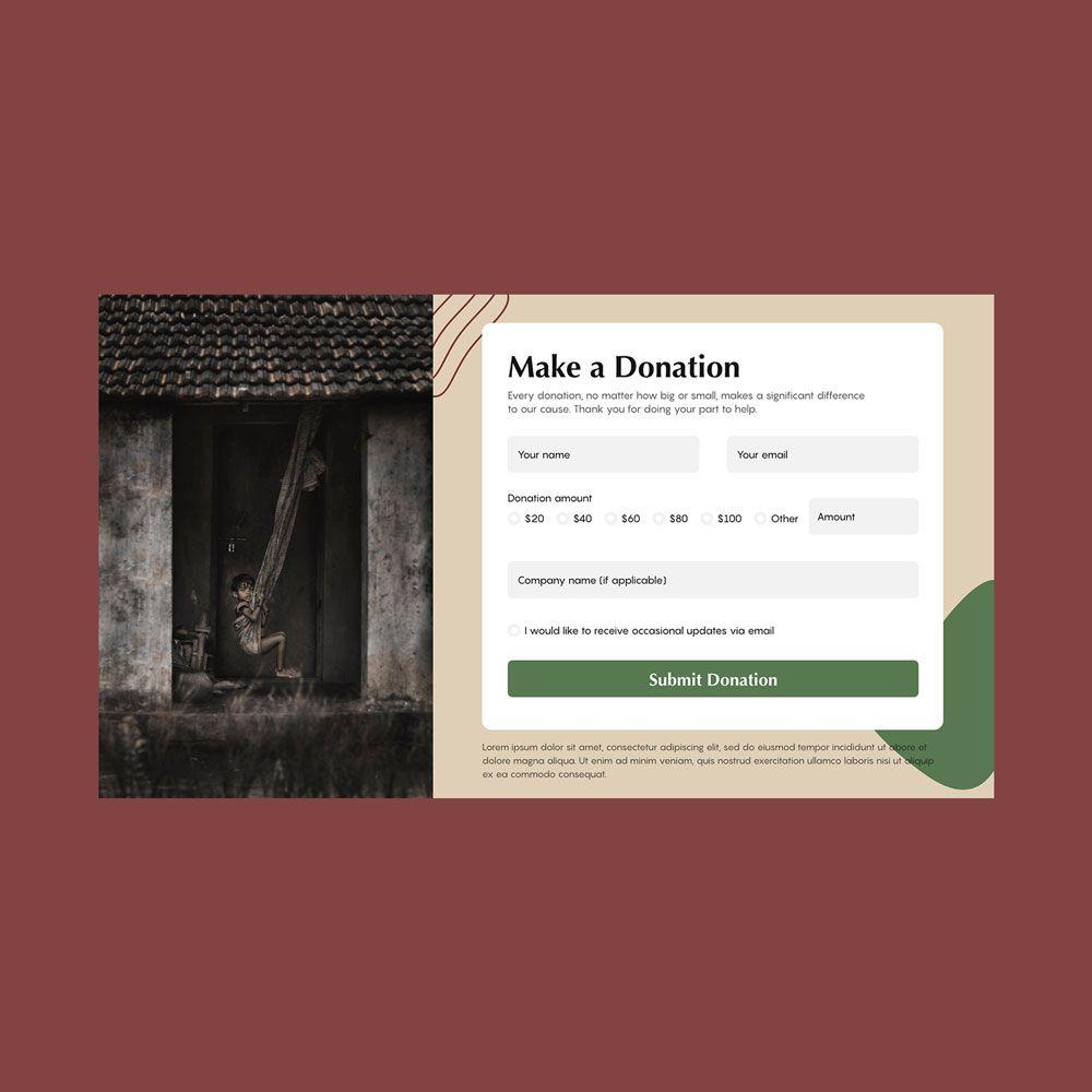 Branding Web Design Services For Nonprofit Organizations With Images Nonprofit Website Design Web Design Nonprofit Web Design