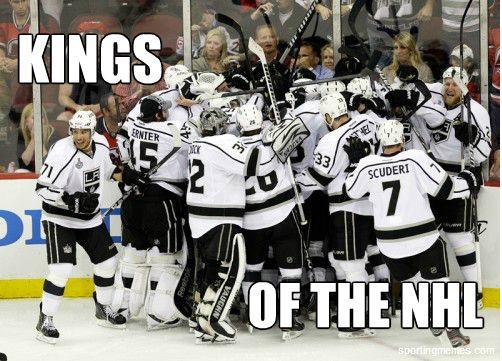 Congrats To The Kings La Kings Hockey La Kings Kings Hockey