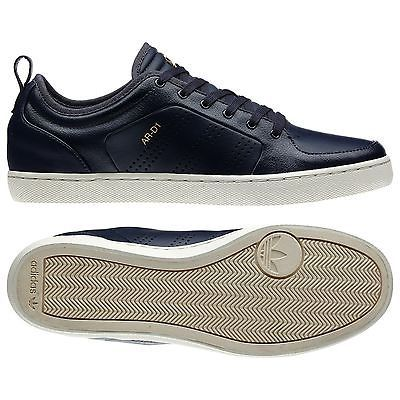 save off f6cae 26340 Adidas ADI Originals ARD1 AR-D1 Low New NavyChalk Ortholite G56003 Mens  Shoes