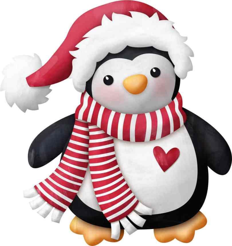 Christmas Pinguinos Navidad рождество рождественские картинки Y