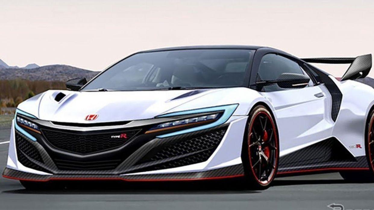 2021 Acura Nsx Type R Interior 2020 Spor Arabalar Ozel Arabalar Honda