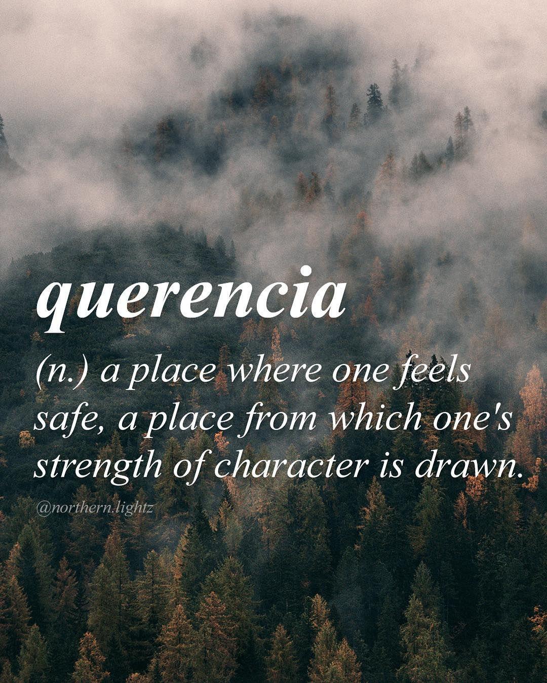 Spanish Ke-Ren-Cia  Unusual Words, Weird Words, Cool -9741