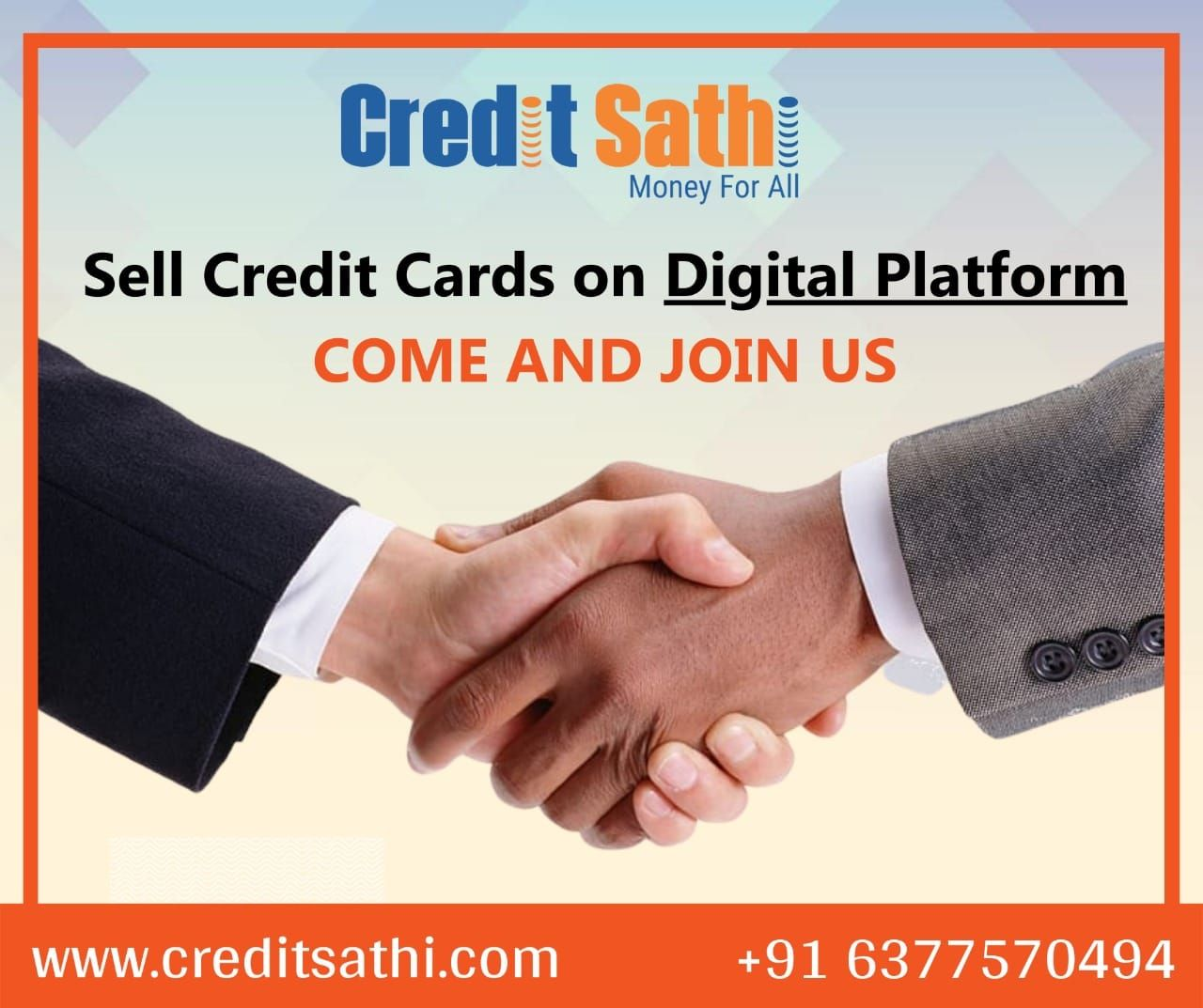 Join Us Be A Creditsthi In 2020 Credit Card Personal Loans Things To Sell