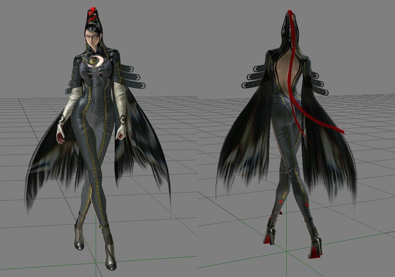 Character modeling character art