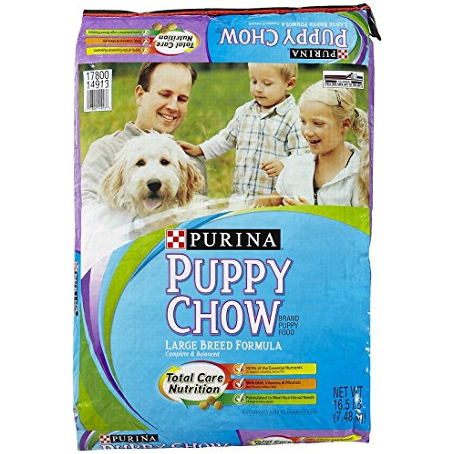 Purina 178114 Puppy Chow Large Breed 16 5 Pound You Can Check