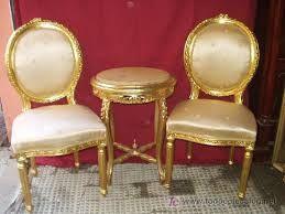 Resultado de imagen para sillas isabelinas en telas estampadas
