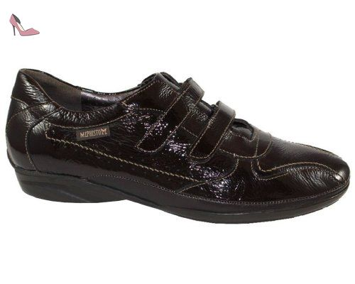 Mephisto CONNOR CARNABY 17800 BLACK, Chaussures Oxford hommes - Noir - Schwarz (CARNABY 17800), 39 1/2 EU