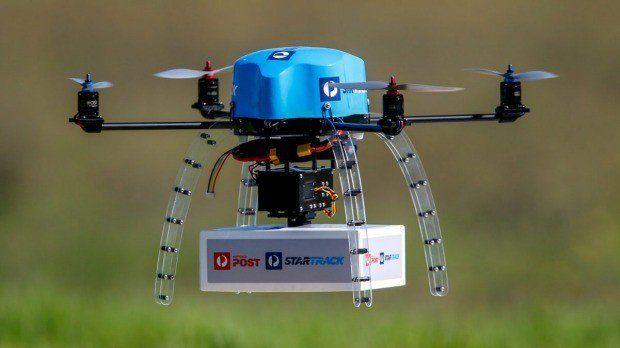 Los drones mensajeros también surcan los cielos australianos https://t.co/Slp2tkz32L https://t.co/hUpOSxPf90