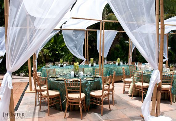 916760d4b1 Elegant Luau Party Ideas