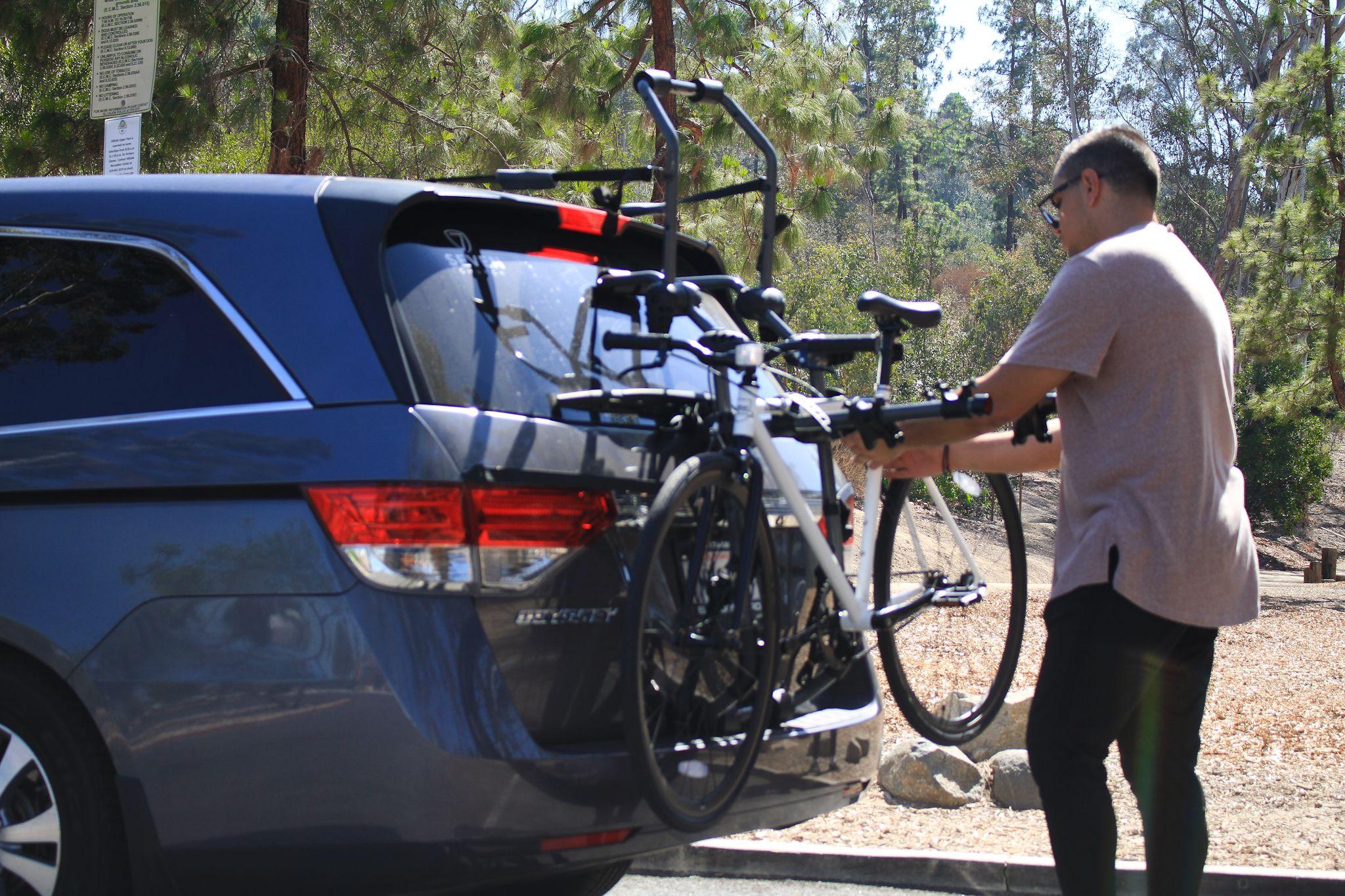 F2 Over The Top Trunk Bike Rack Trunk Bike Rack Trunks Bike Rack