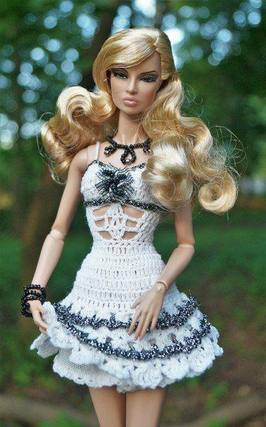 Elizaveta Chemeris | Barbie Cloths to Make for My Girls | Pinterest ...