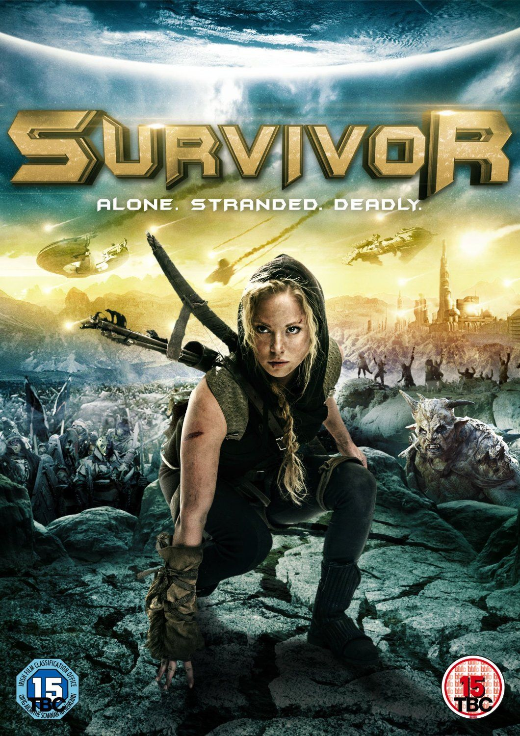 Kate Mitra (Danielle Chuchran) in Survivor (2014) | Fierce Women ...
