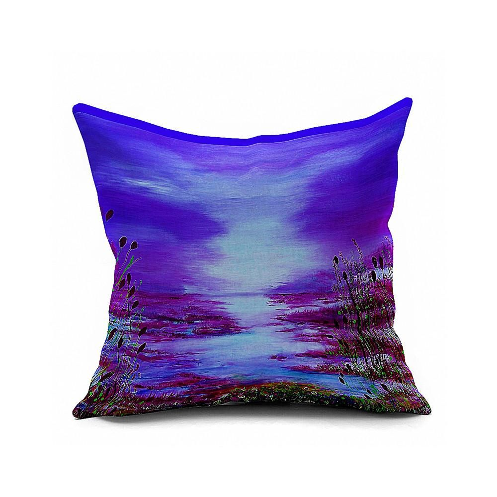 Film and Television Plays Pillow Cushion Cover  YS166 - 8PS