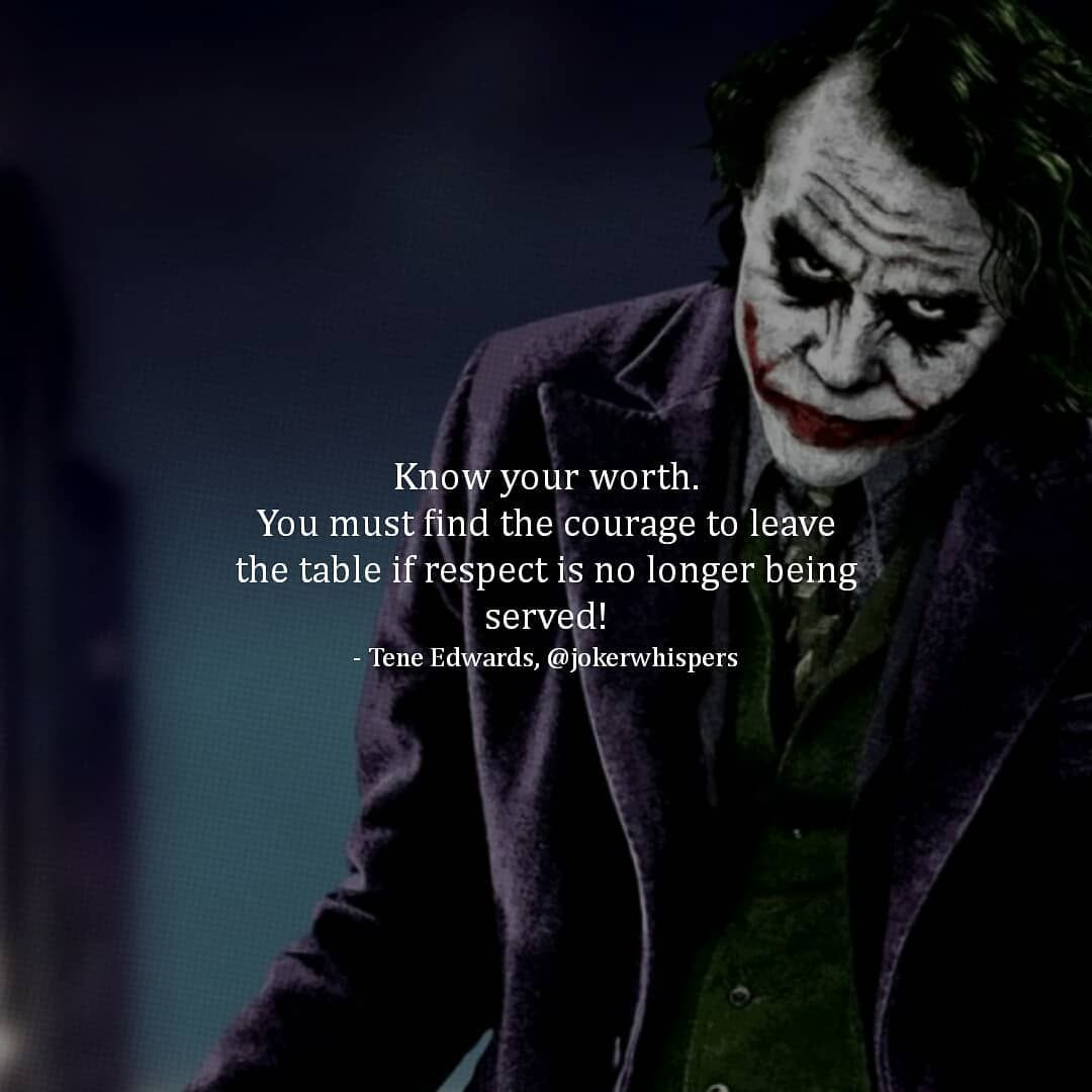 Pin by yepez on Quotes Best joker quotes, Joker quotes