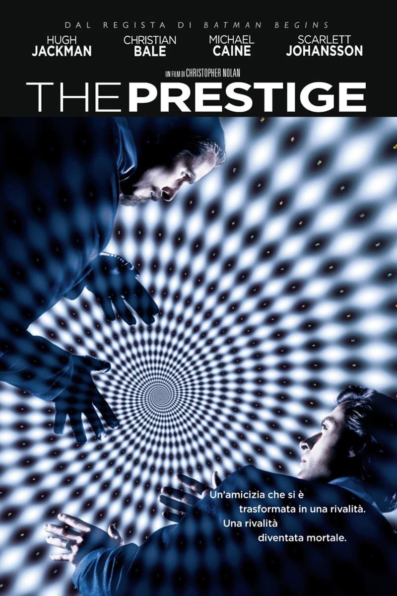 The Prestige Streaming Film E Serie Tv In Altadefinizione Hd Film Christopher Nolan Batman Begins