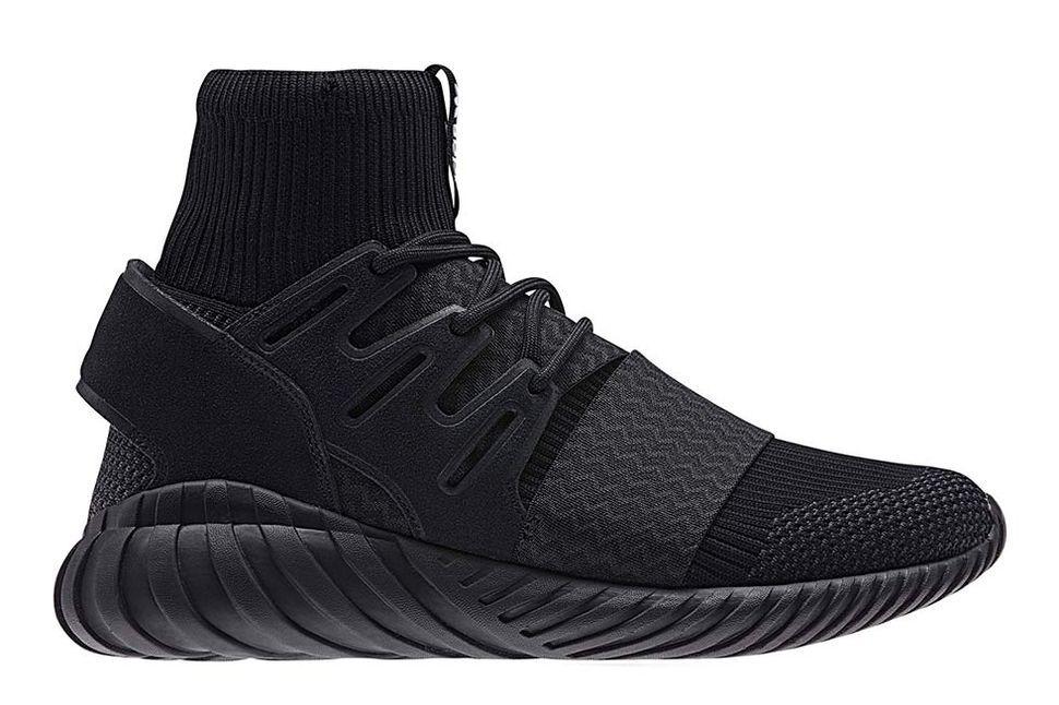 adidas deportivas, Zapatillas de deporte negras Tubular Doom