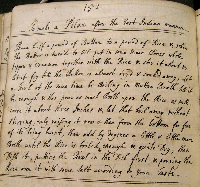 sarah tully s personal receipt book 1745 exemple d écriture jane