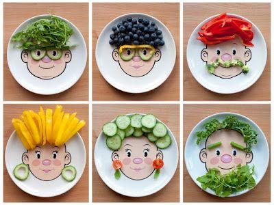 La Feliz O Dificil Hora De La Comida Comida Creativa Para Ninos Comidas Para Ninos Comida Ninos