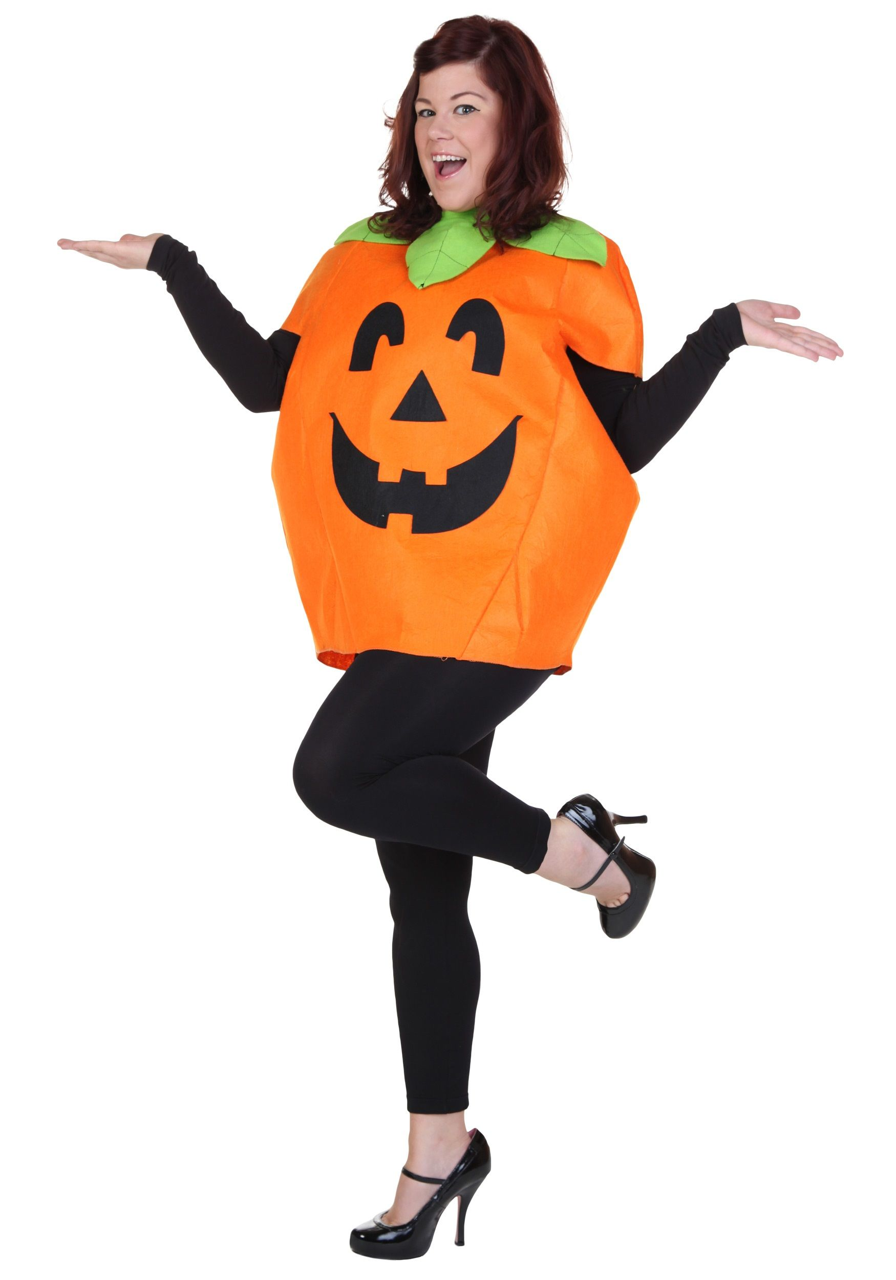 plus size womens pumpkin costume funny costumes halloween costumes - Classic Mens Halloween Costumes