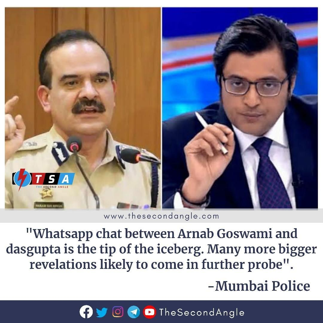 Picture Abhi Baaki Hai Mere Dost Arnabchatgate Mumbaipolice In 2021 Mirrored Sunglasses Men Mirrored Sunglasses Instagram