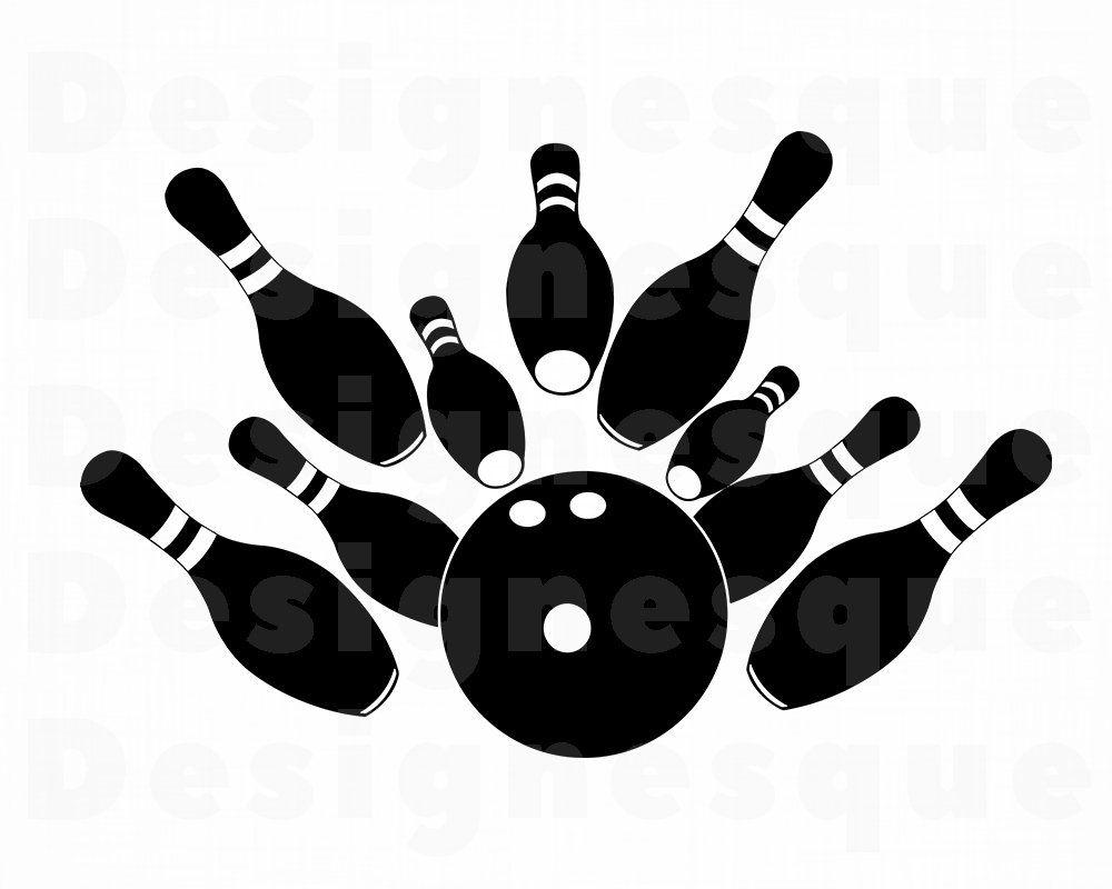 Bowling Logo 6 Svg Bowling Svg Bowling Clipart Bowling Etsy In 2021 Clip Art Zebra Clipart Svg