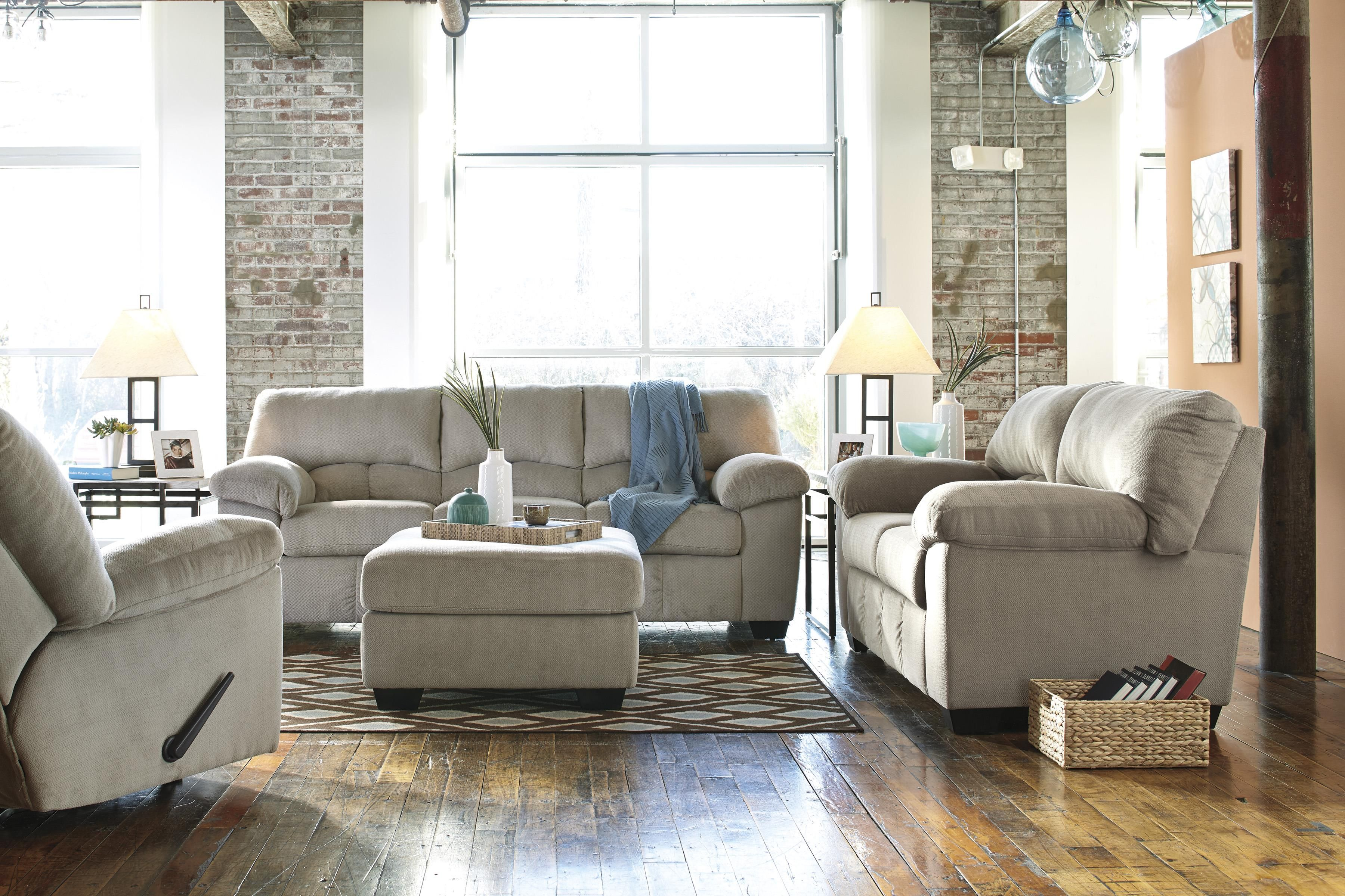 Dailey Stationary Living Room Group By Signature Design By Ashley