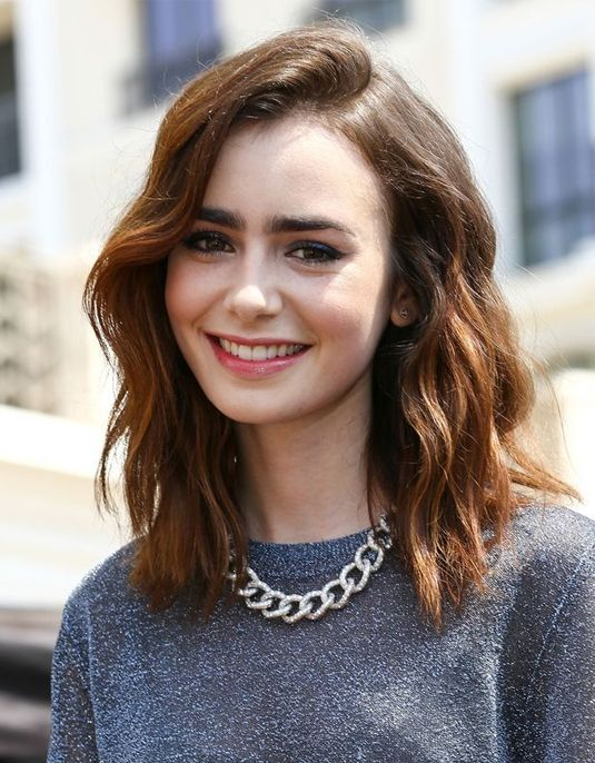 Astonishing 1000 Images About Hair On Pinterest Emily Blunt Haircut Round Short Hairstyles For Black Women Fulllsitofus