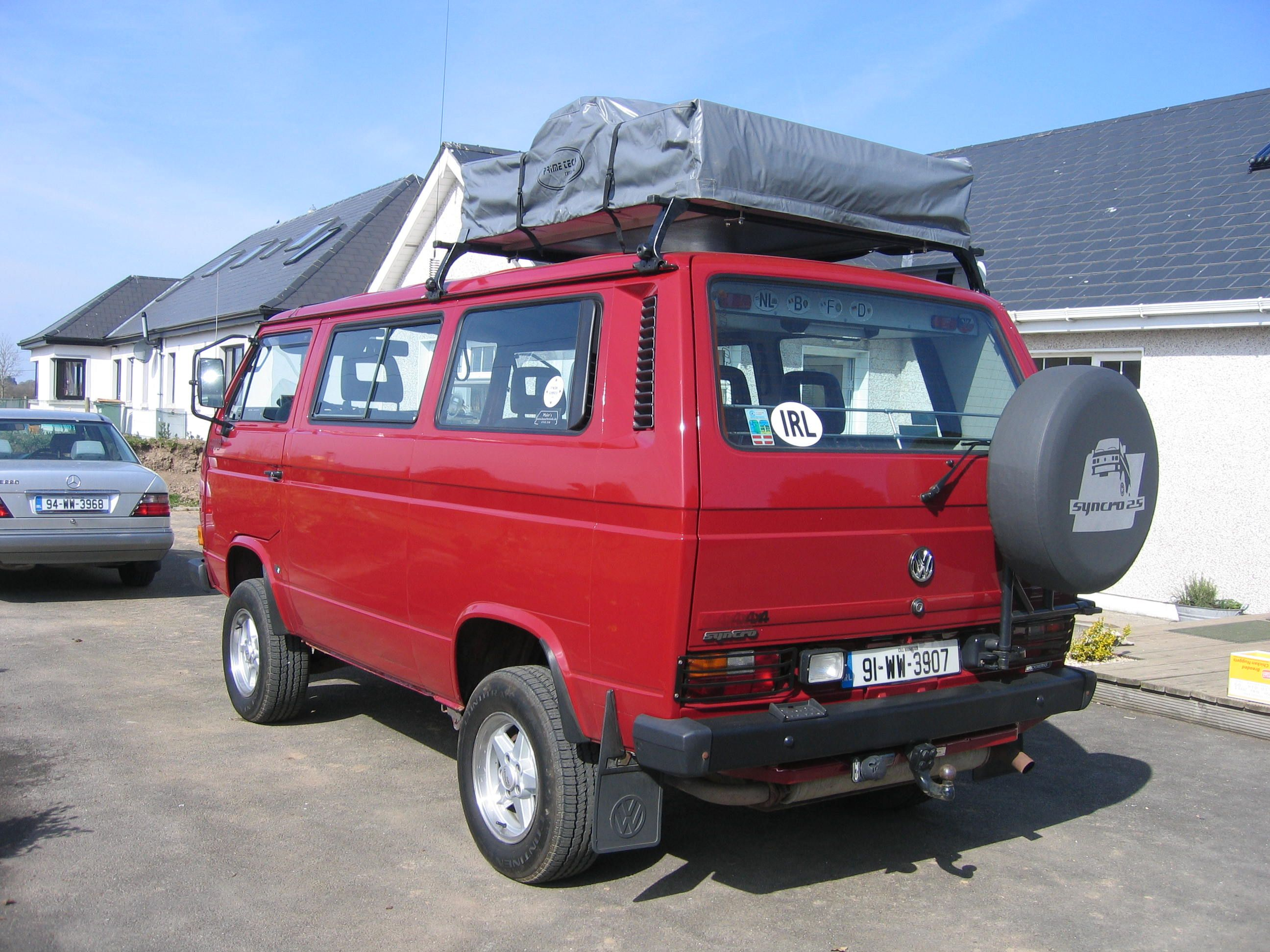 vw syncro multivan my good stuff vw syncro t4. Black Bedroom Furniture Sets. Home Design Ideas