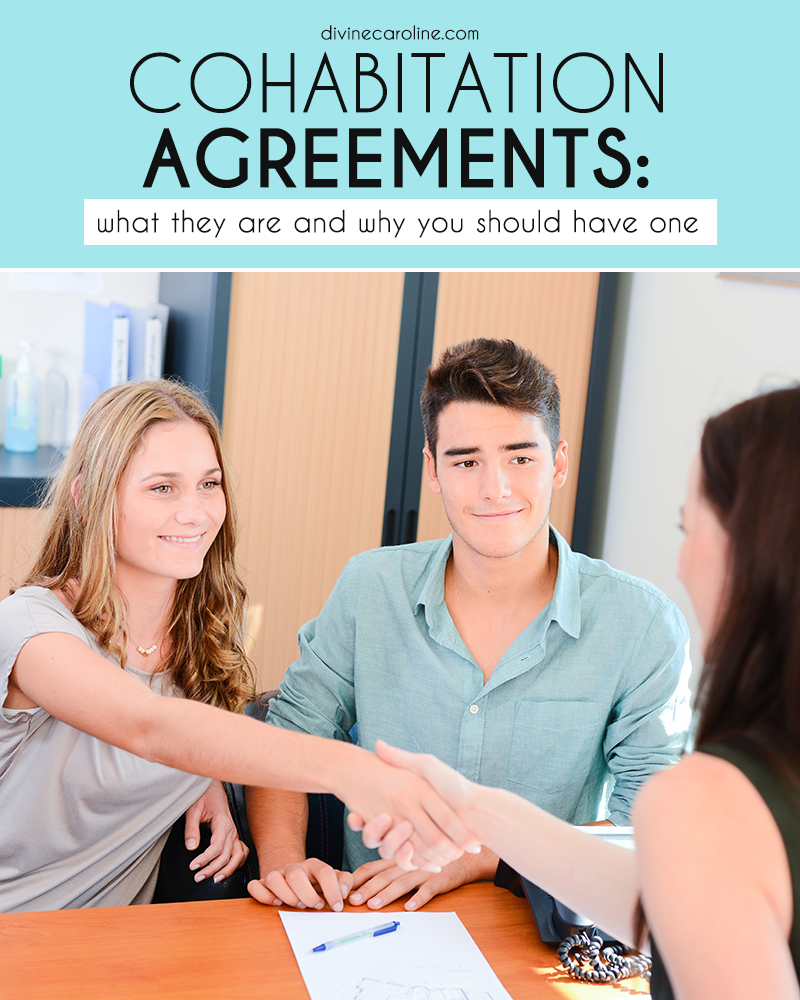 Why You And Your LiveIn Partner Should Make A Cohabitation