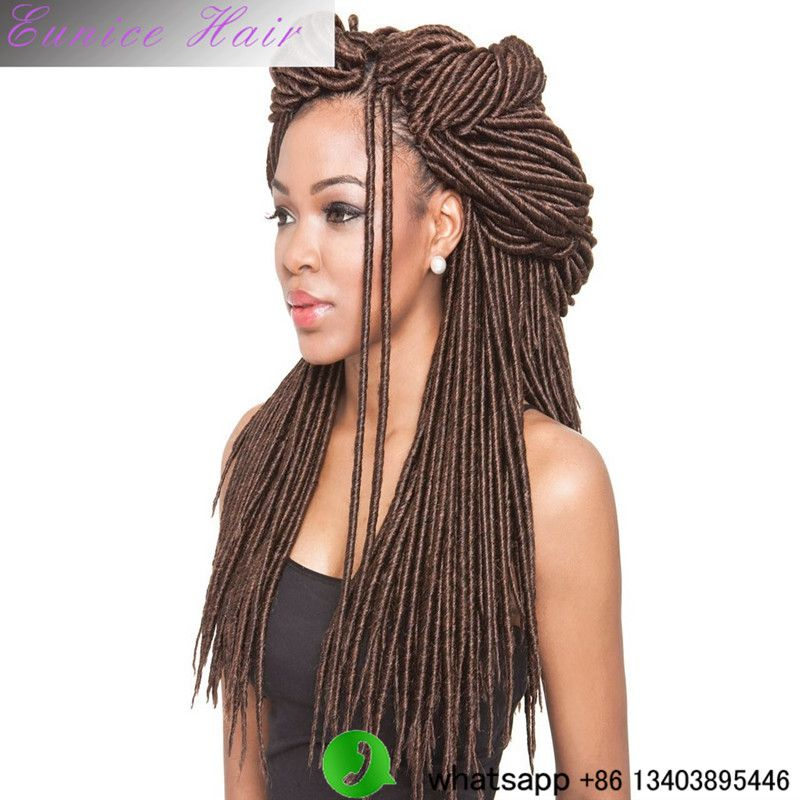 14 18inch Synthetic Dreadlocsextensions Faux Locs Dreadlocks