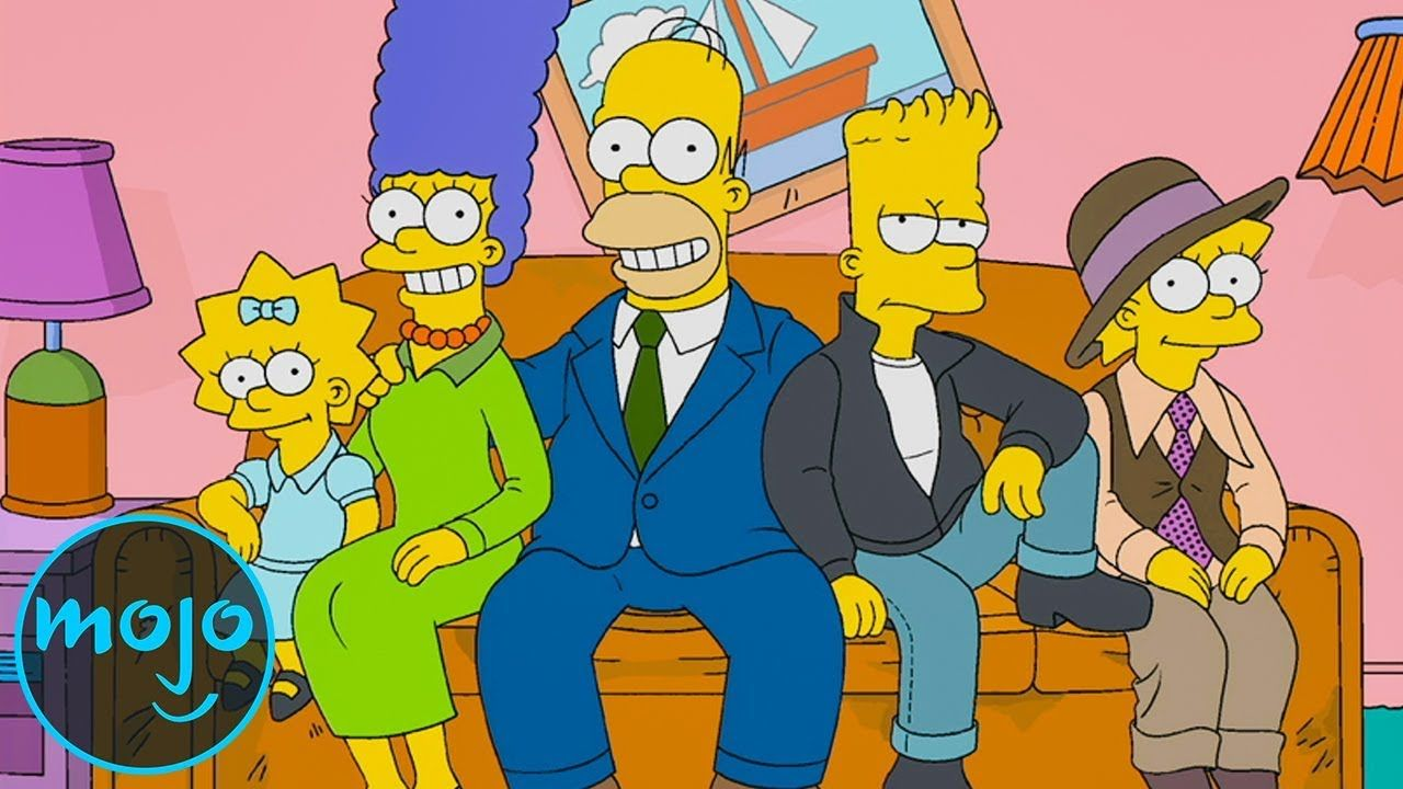 How The Simpsons Could End The Simpsons Iconic Characters Fall From Grace