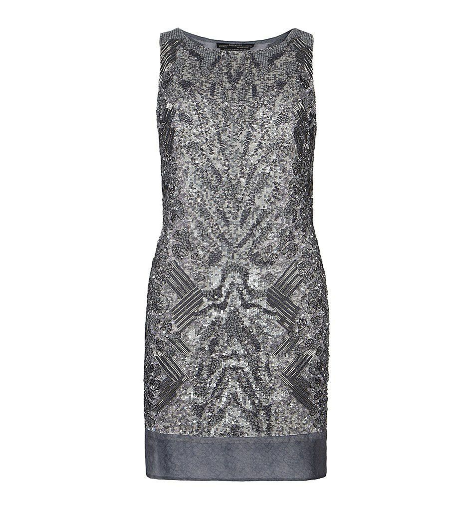 AllSaints Viper Dress | Womens Dresses