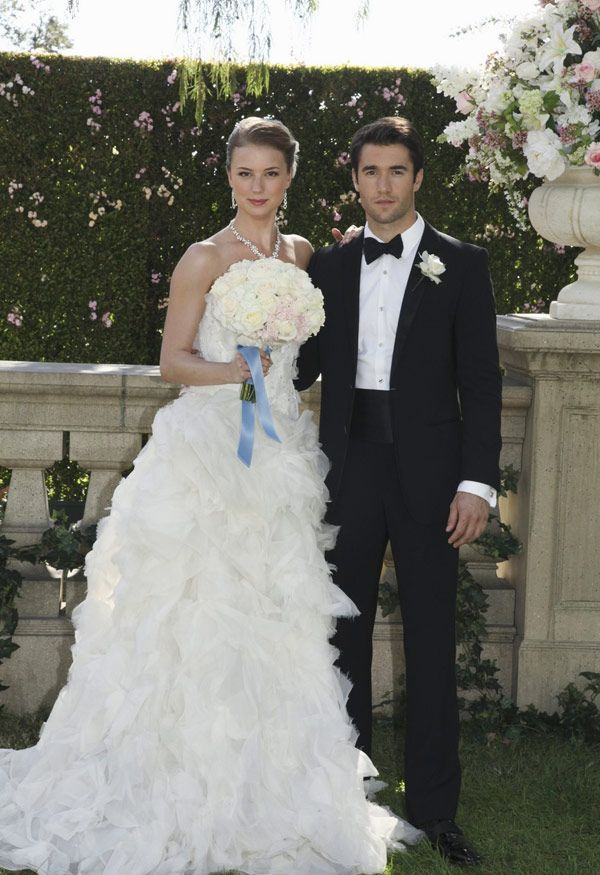 "Emily VanCamp ♥ Joshua Bowman - Constance Zahn   ""EMILY ...  Emily VanCamp �..."