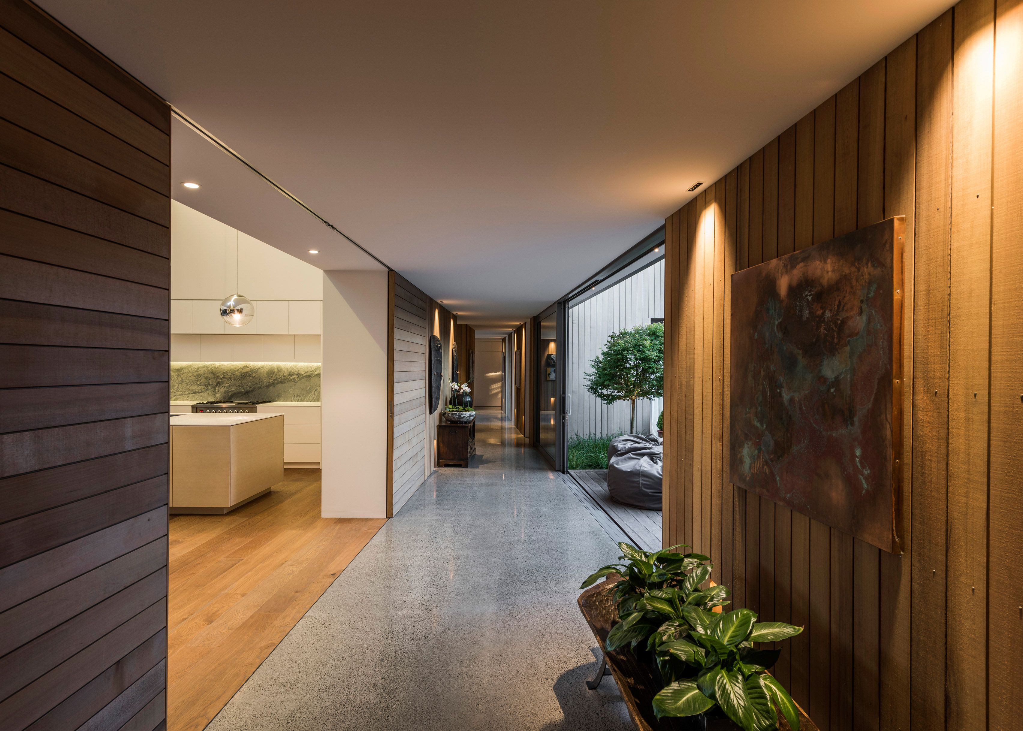 Case Ornsby completes cedar-clad house in Christchurch | Interiors ...