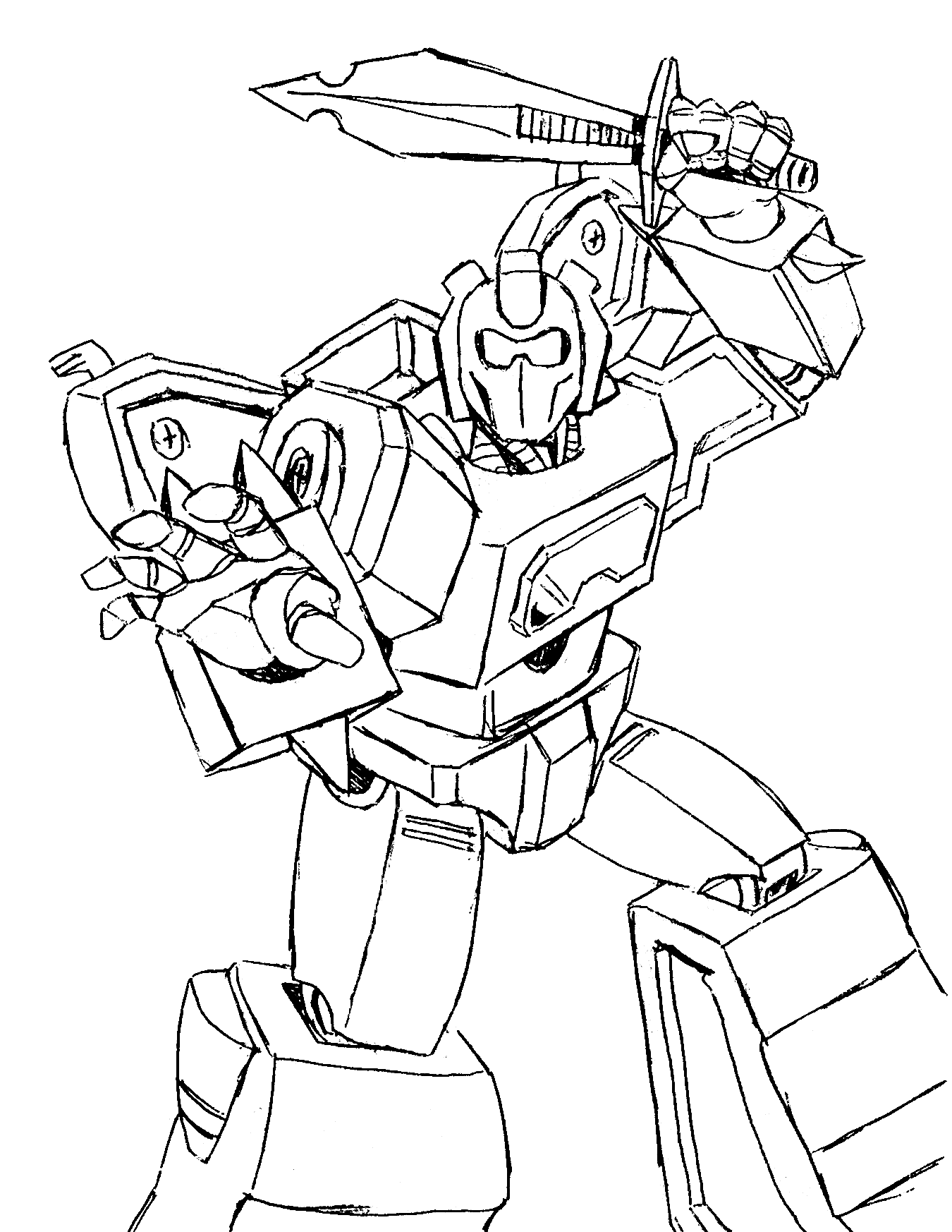 Online coloring transformers - Transformers Was Issued Swords Coloring Page Transformer Coloring Pages Kidsdrawing Free Coloring Pages Online