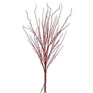 Vickerman 60 Light Micro LED Twig Light Set Red Lights on Red Twigs ** Read review @