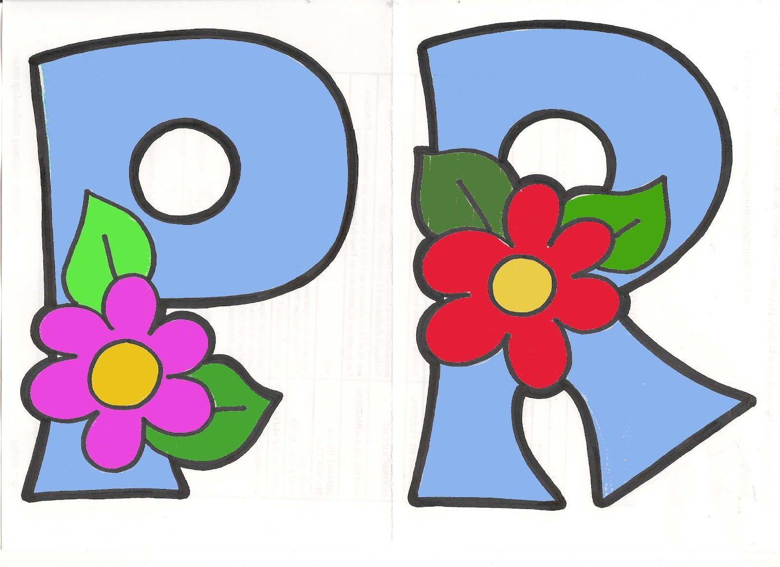 Cosetes d 39 infantil lletres de primavera 2 primavera for Decoracion primavera infantil