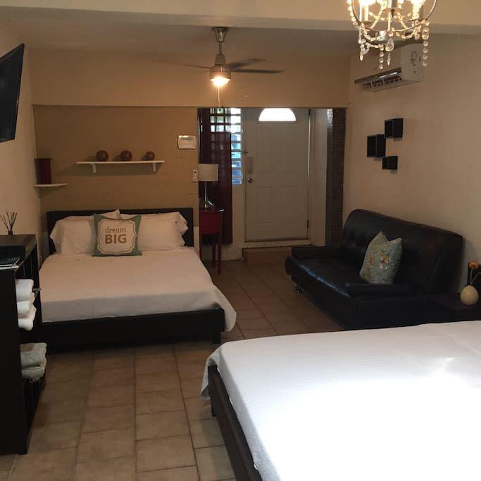 Apartment In Isla Verde Carolina, Puerto Rico. Enjoy A