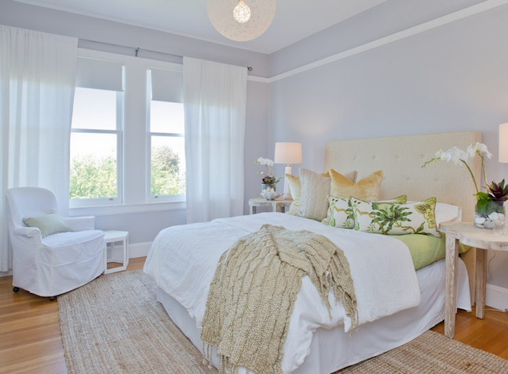 Tamara Mack Design Yellow And Green Whimsical Bedroom With Regina Traditional