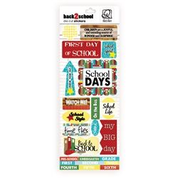 "What better way to have your layouts match our Quick Quotes paper than with these 4""x12"" Stickers.   Have them match our paper lines or great add on for any layout. These stickers are the perfect touch to finish."