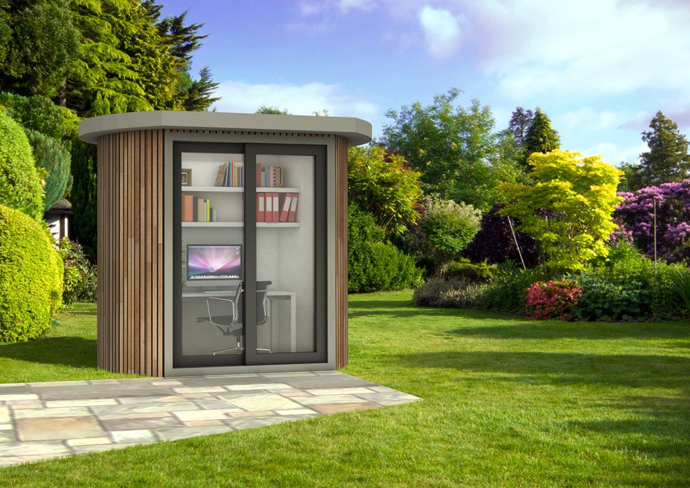 Explore Unique Superb Garden Office Garden Office Garden Studio Garden Room  Concepts From Sara Wilson To Update Your Dwelling.