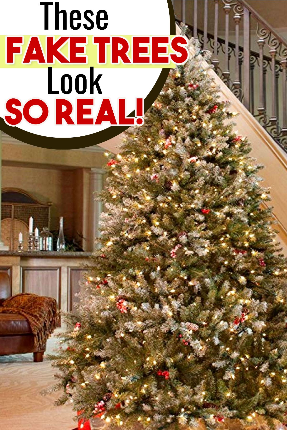 Most Realistic Artificial Christmas Tree Reviews Deals For 2020 Holiday Season Artificial Christmas Tree Realistic Artificial Christmas Trees Fake Christmas Trees