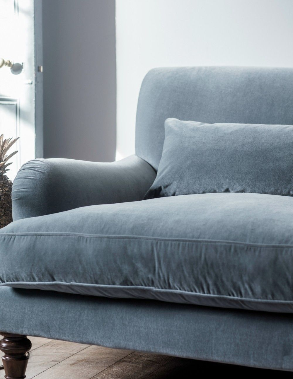 Mabel Velvet Sofa Available In 27 Colours Amp 2 Sizes In
