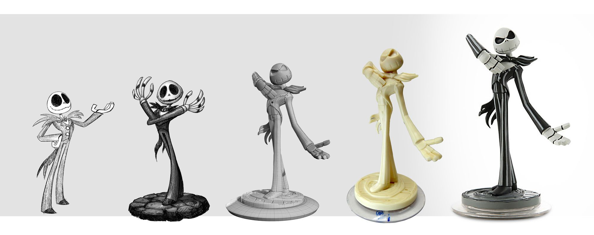 Jack Skellington Disney Infinity Disney Concept Art Infinity Art