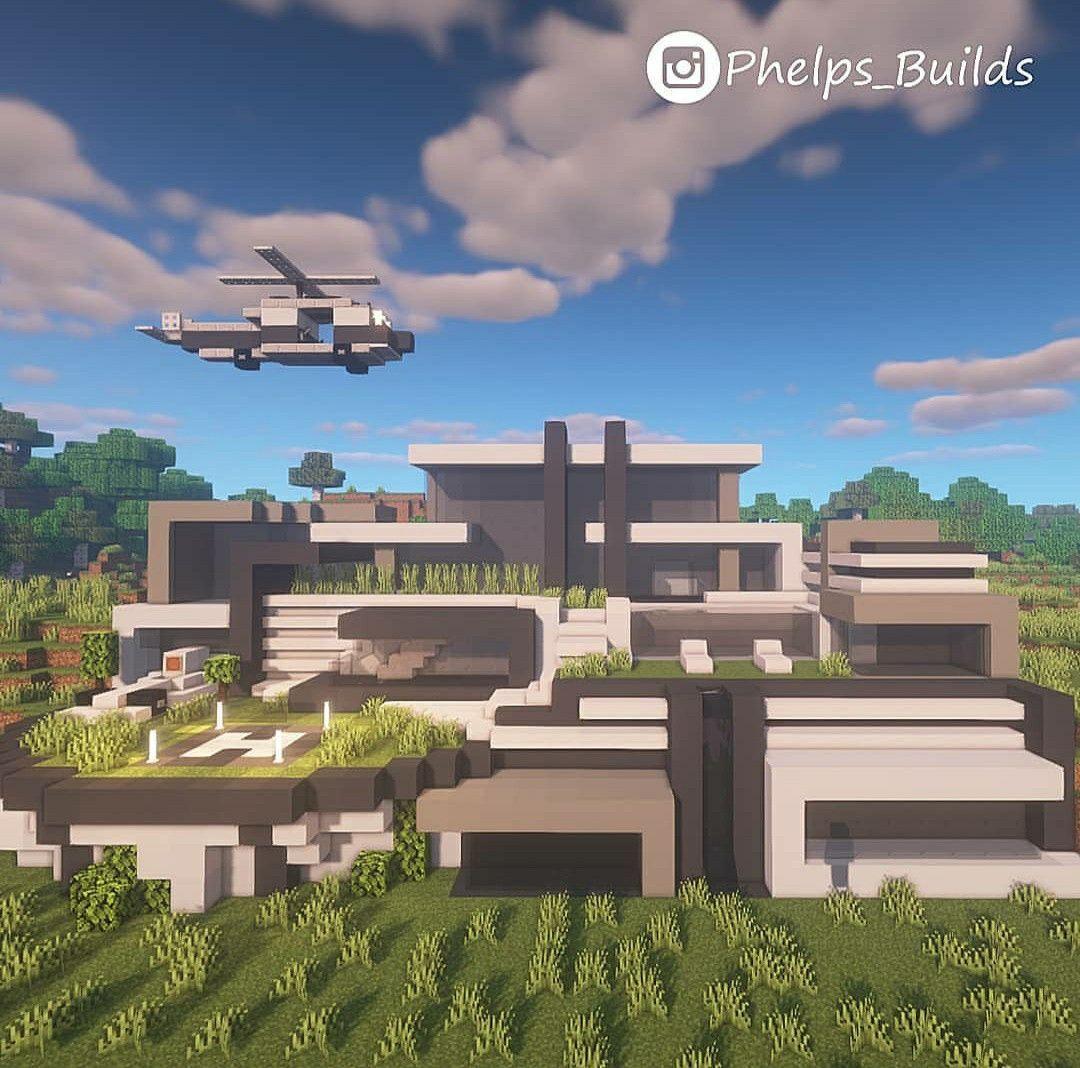 Épinglé par 𝑨𝒏𝒕𝒐𝒊𝒏𝒆_𝑺𝒆𝒓𝒑𝒆𝒏𝒕𝒂𝒓𝒅 sur Minecraft en 2020   Maison minecraft, Idées minecraft, Minecraft