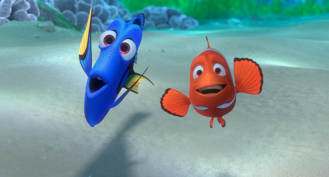 Finding Nemo Disney Walt Disney Movies Fish Animation: Quiz: What Level Of Finding Nemo Fan Are You?