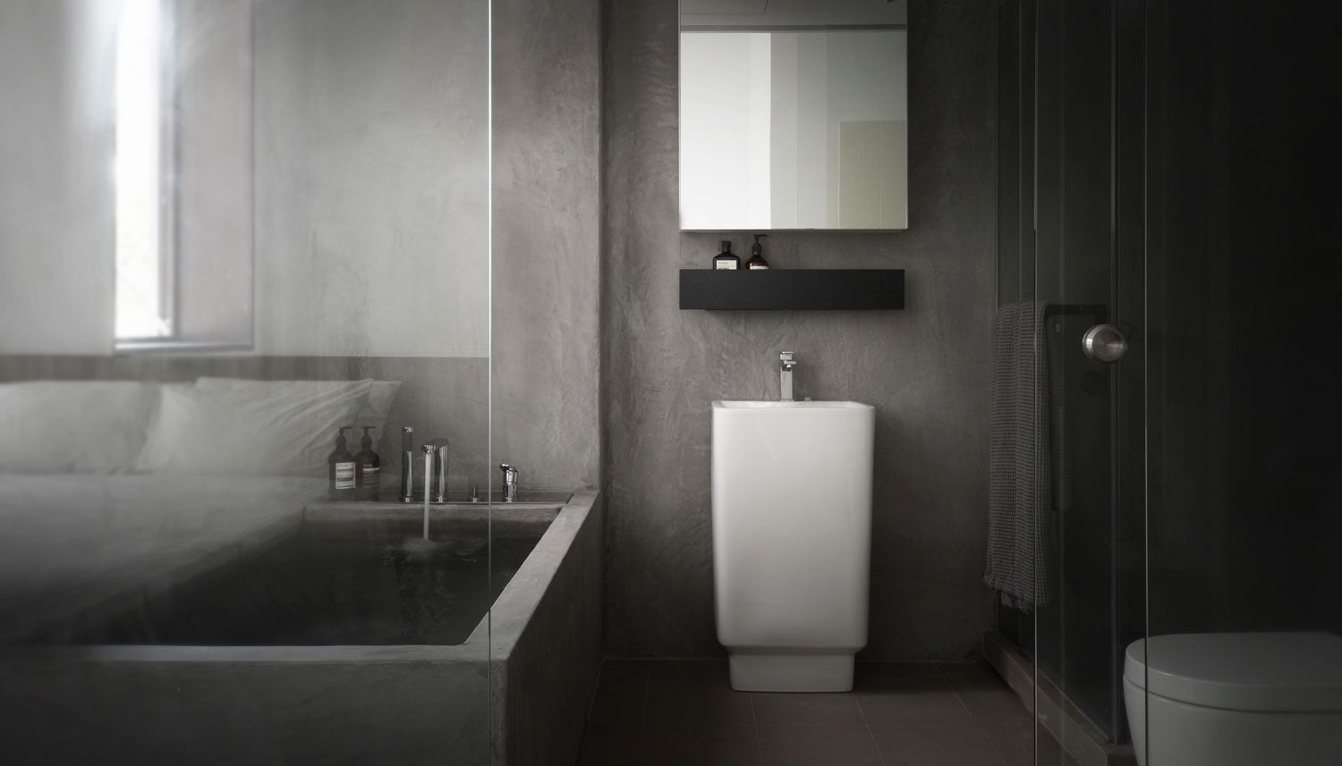Selected Work By Design Consultants Singapore Singapore - Designer bathroom sinks singapore