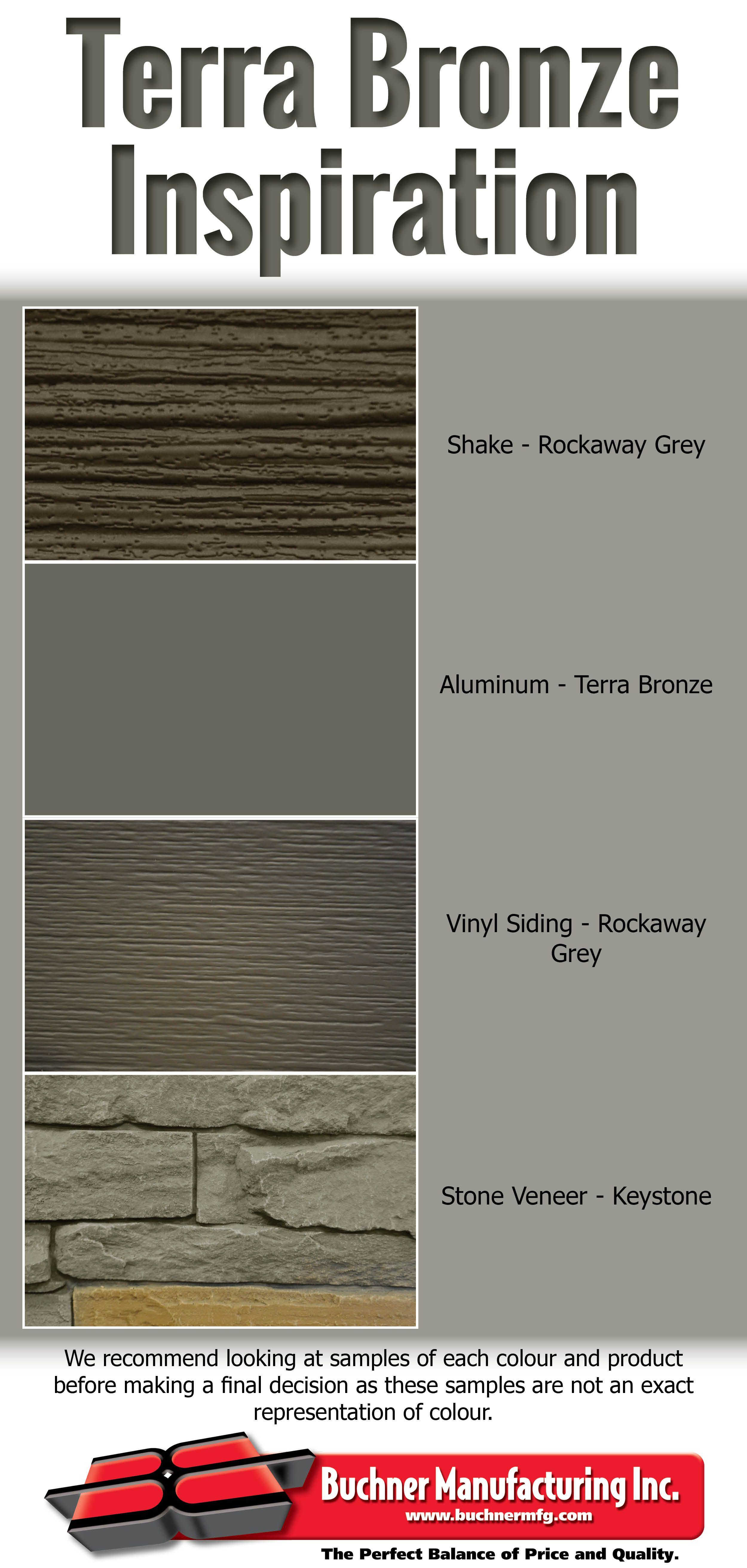 Terra Bronze Exterior Exterior House Colors Combinations Exterior Color Combinations Vinyl Siding Color Combinations